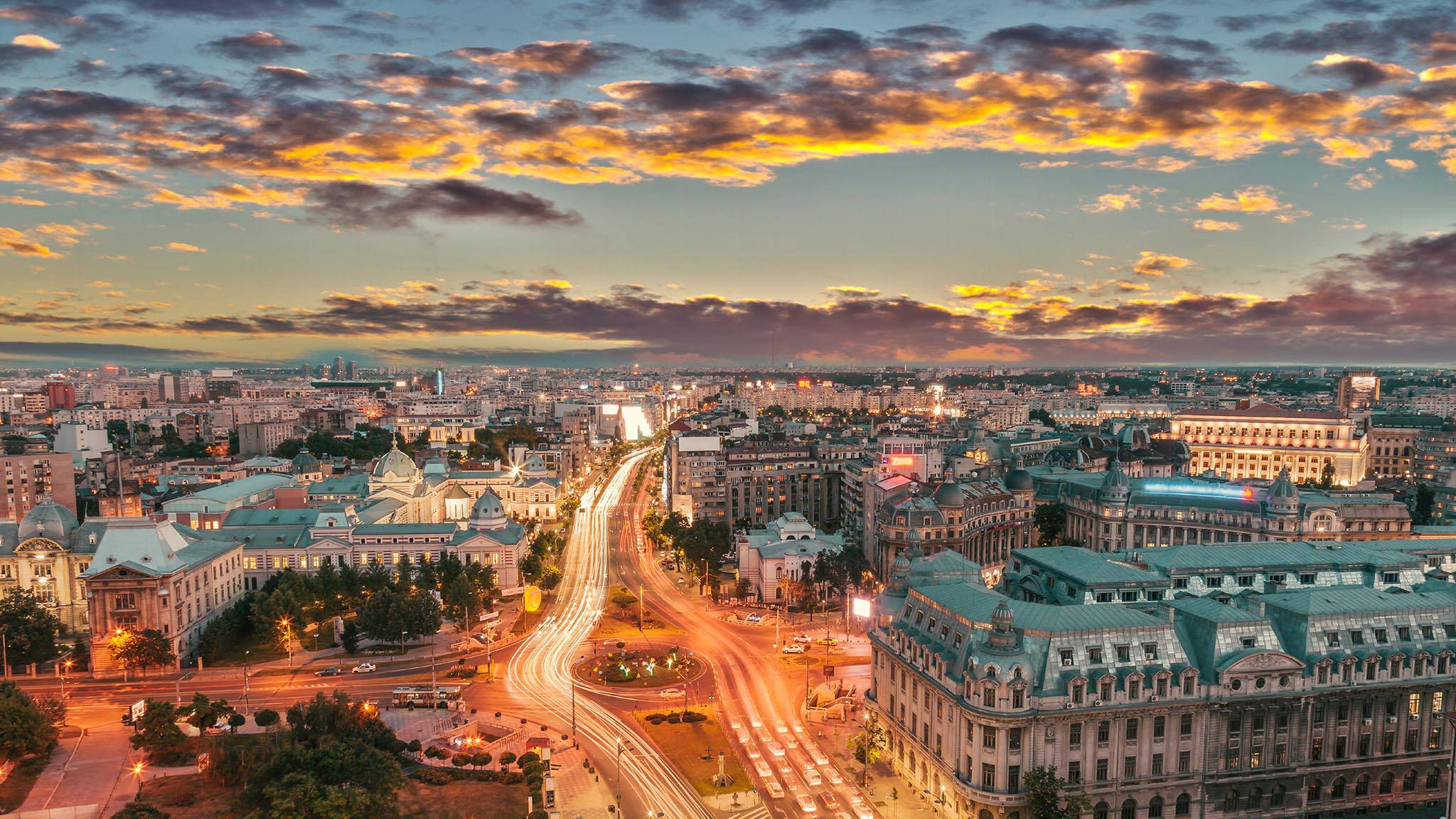 Bucharest, the European city with highest growth of tourists' number