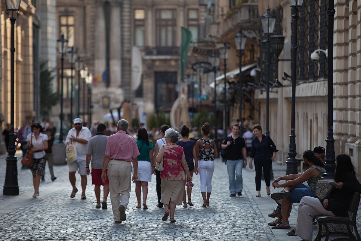 Record 2.6 million foreign tourists travelled to Romania in 2017